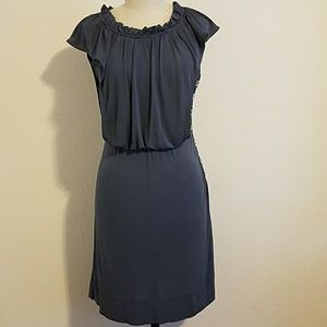 EUC Marc Jacobs Grey Goddess Dress